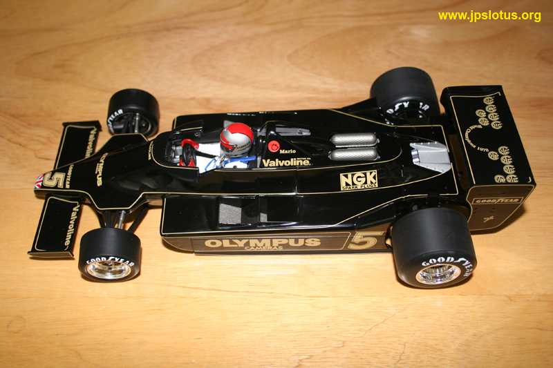 Andretti, John Player Special Lotus 79, 1978