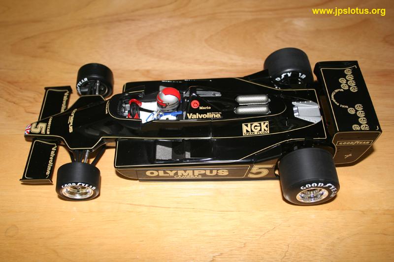 Andretti, John Player Special Lotus 79, 1978