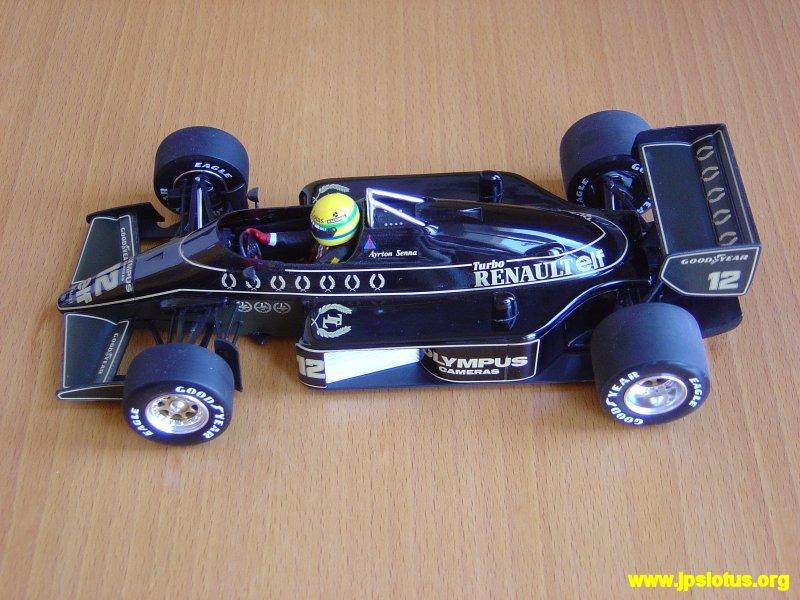 Senna, John Player Special Lotus 97T, 1985