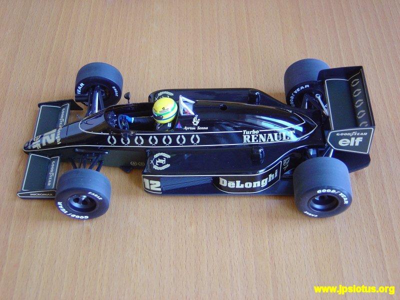 Senna, John Player Special Lotus 98T, 1986