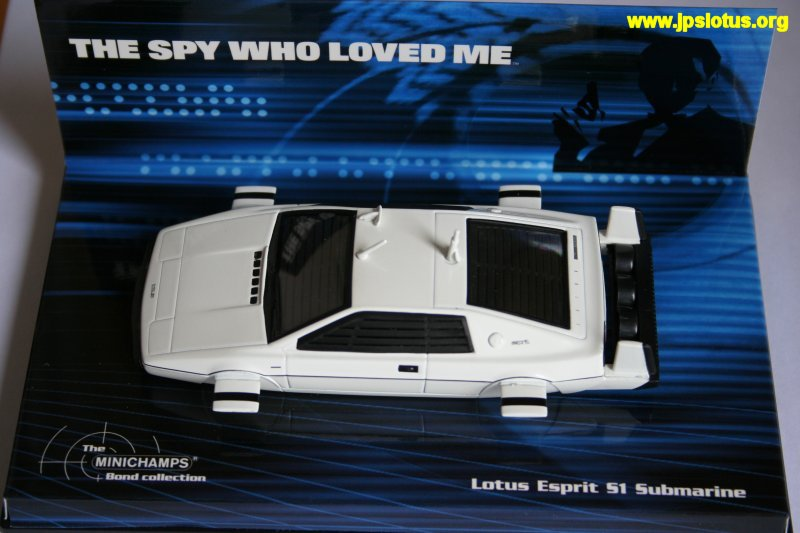 Bond, Lotus Esprit S1 Submarine, 1977
