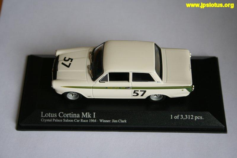 Clark, Lotus Cortina Mk 1, 1964