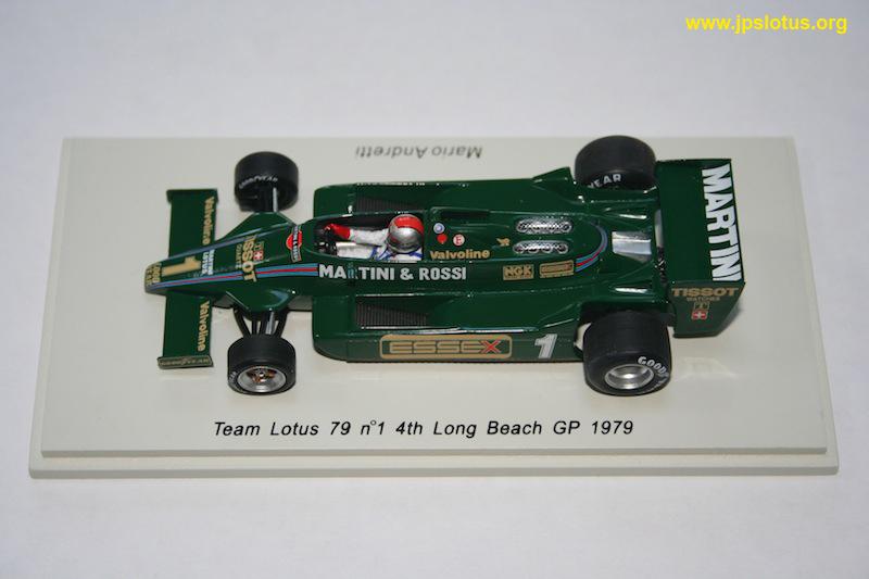 Andretti, Lotus 79, Long Beach GP, 1979